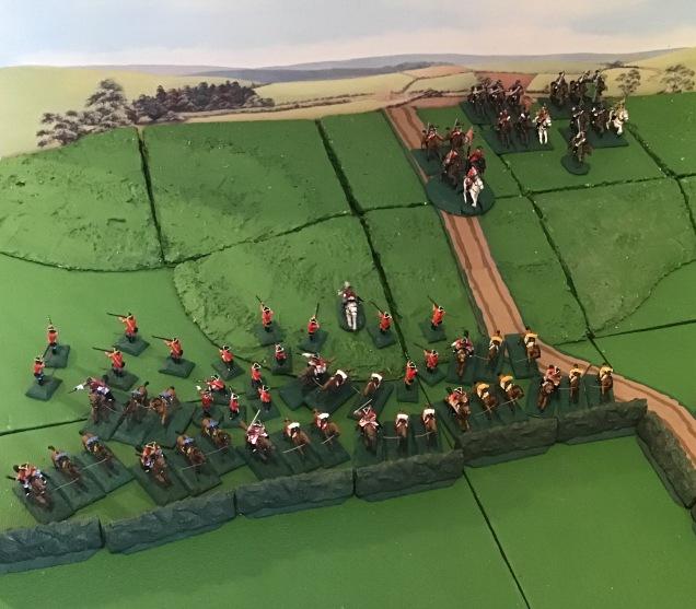 22 - Dragoons flee back to Brackenber Hill